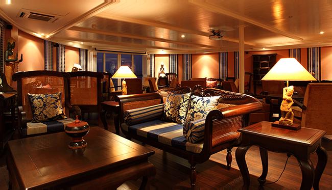 Henry Mouhot Lounge