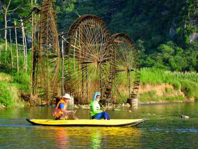 Cycling Mekong Delta 4 days,  Cai Be - An Binh islet - Ben Tre - Tra Vinh - Can Tho