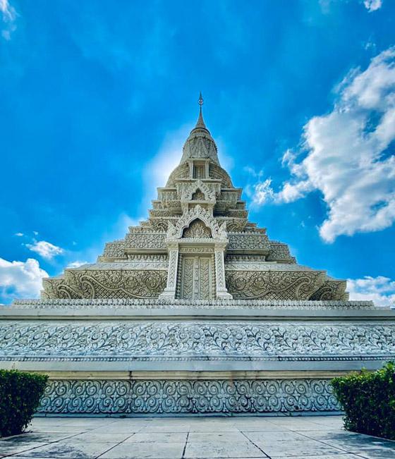Sylver Pagoda