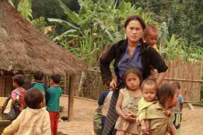 Vietnam Hill- Tribes