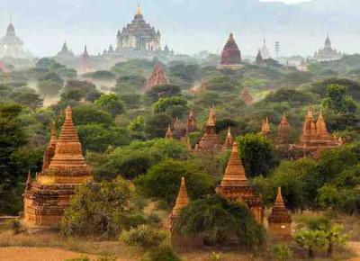 8 Day Myanmar Classic Tour