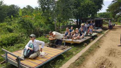 Siem Reap Battambang 2 day tour