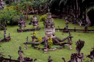 Vientiane - Houai Xai Heritage Tour