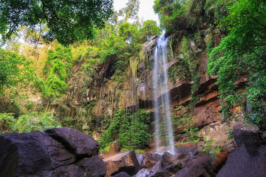 Chambox Waterfall