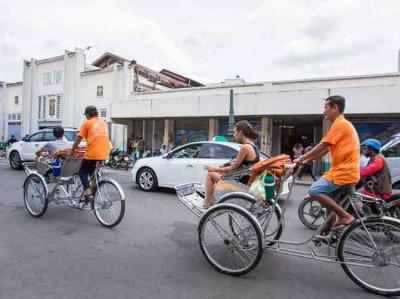 Sai Gon Street Food Tour by Cyclo