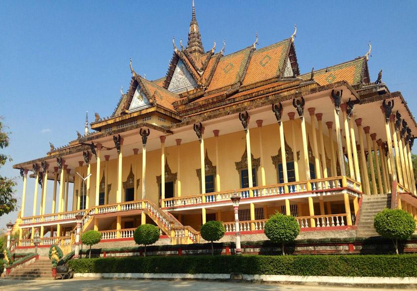 Wat Kampong thom
