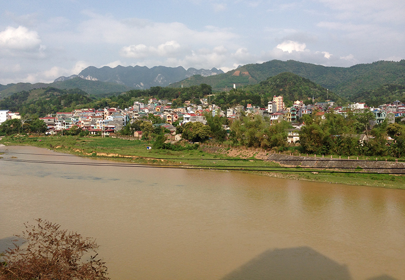 Cao Bang City