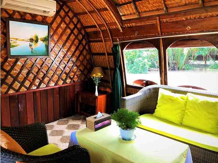 Mango Cruises Mekoong