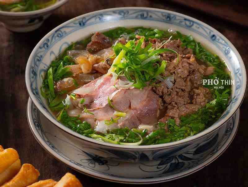 Pho Thin, Thin Noodle soup with beef