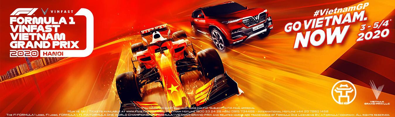 F1 Vietnam Grand Prix 2020
