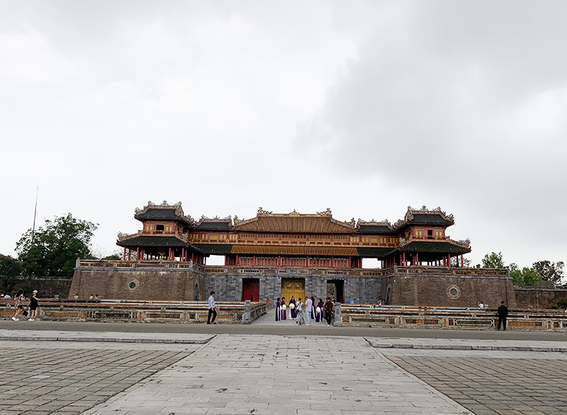 Hue Imperial Citadel