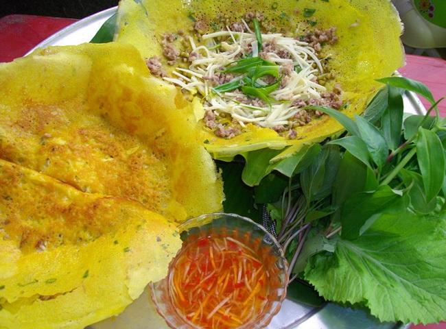 Banh Xeo Pan Cake