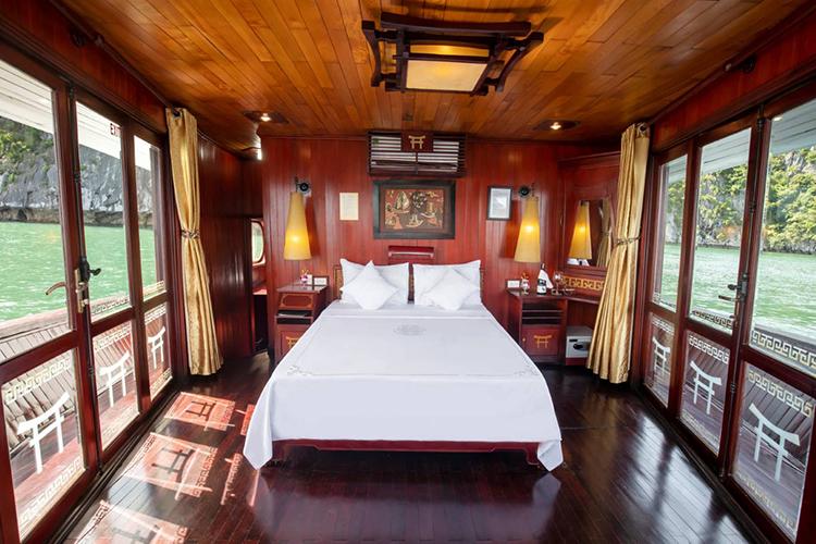 Prince II Cabin