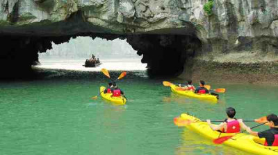 Hanoi - Sapa - North west - Halong kayaking