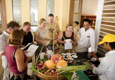 Cooking Tour from the north to center of Vietnam