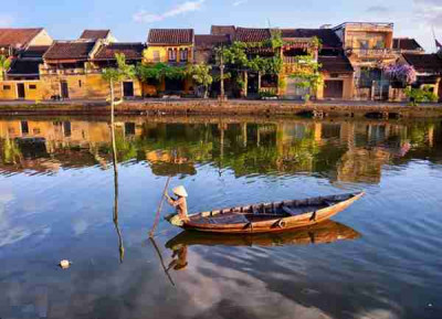 Hoi an town and My Son tour