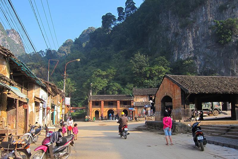 Dong Van Old town