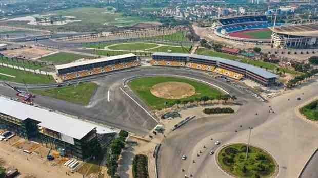 F1 Vietnam Circuit