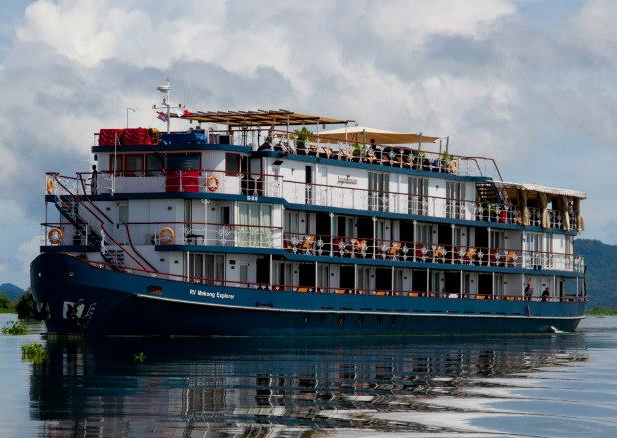 """The Lost Civilization"" Saigon Port  - Siem Reap  or vice versa"