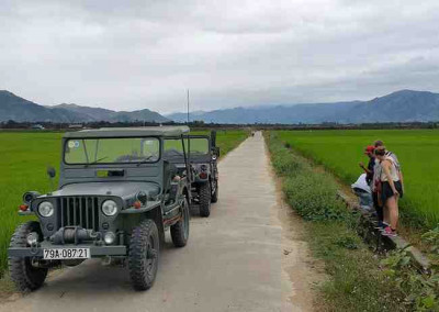Explore Nha Trang City and Its Countryside by Jeep