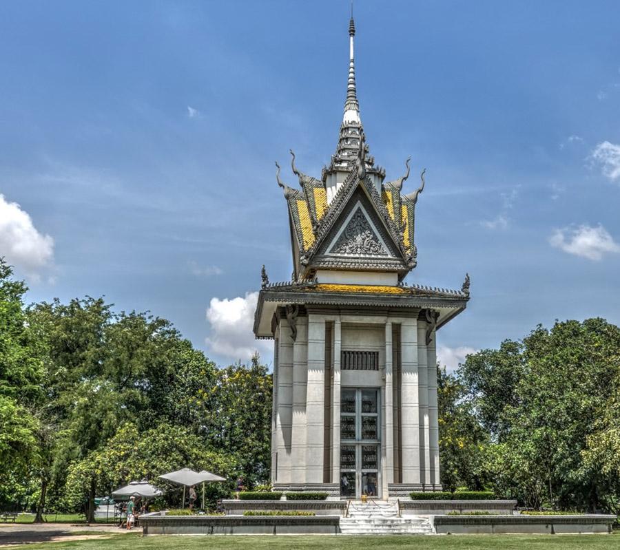 Choeung Ek Killing Field Memorial