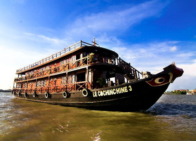 Le Cochinchine Cruise Mekong River 3 days