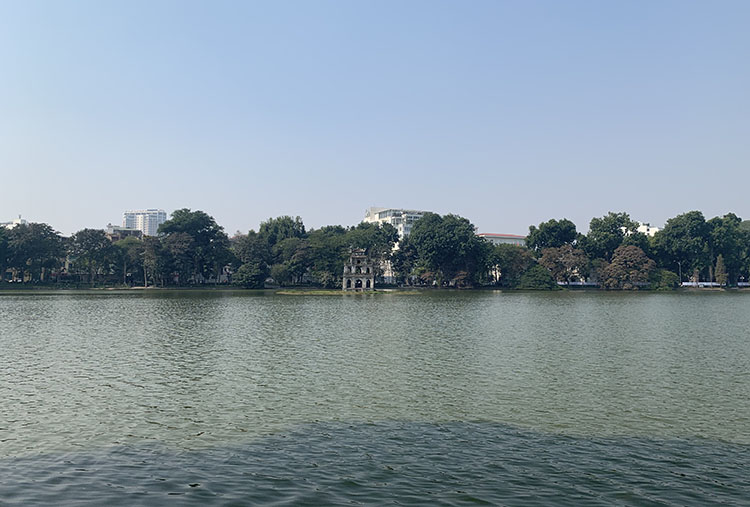 Hoan Kiem Lake - Ho Guom