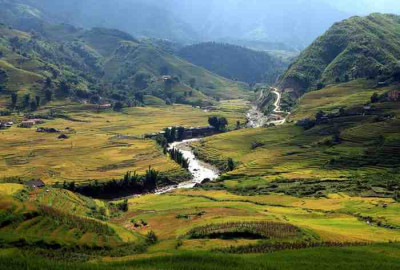 Sapa Light trek 1 night homestay