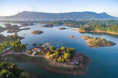 Nam Ngum Dam 1 Day Tour from Vientiane