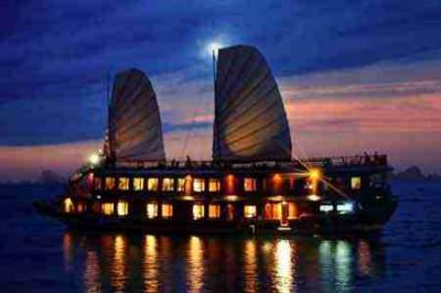 Ha Long sails 3 days