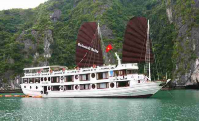 Oriental Sails Cruise 3 days