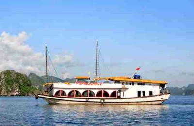 Paloma Chartered Cruise 3 days