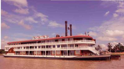 The Anawrahta Cruise - Monarch of the mighty Ayeyarwady river