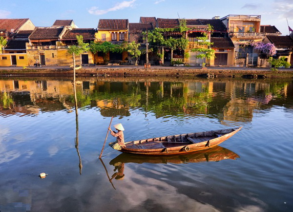 Hoai River Hoi An Ancient Town