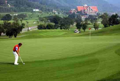 Ho Chi Minh Golf Tour at Song Be Resort Golf 3 days