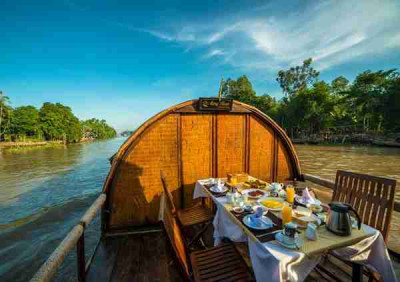 Cai Be - Chau Doc by Private Song Xanh Sampan Cruise 3 Days