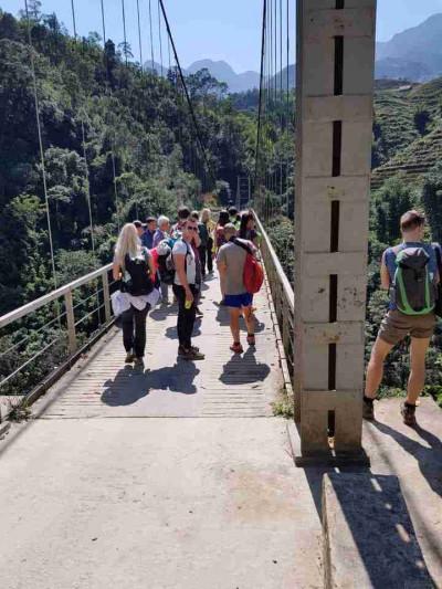 Sapa trekking