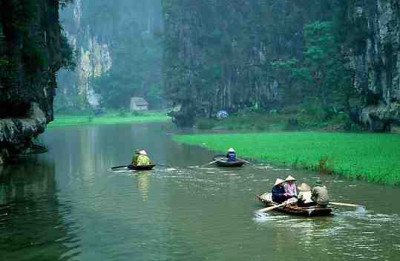 Cycling in Ancient Capital - Ninh Binh Tour