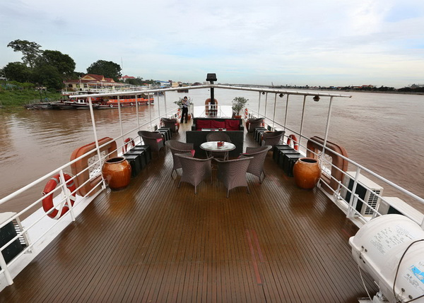 Sai Gon - Phnom Penh Cruise by Toum Tiou 6 days