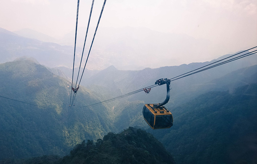 Cable Car to Fansipan