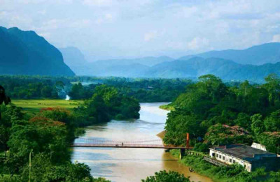Vang Vieng 1 day tour from Vientiane