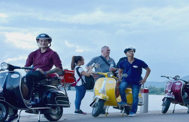 Vespa Tour in Hue