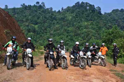 Explore North West by Motor Bike