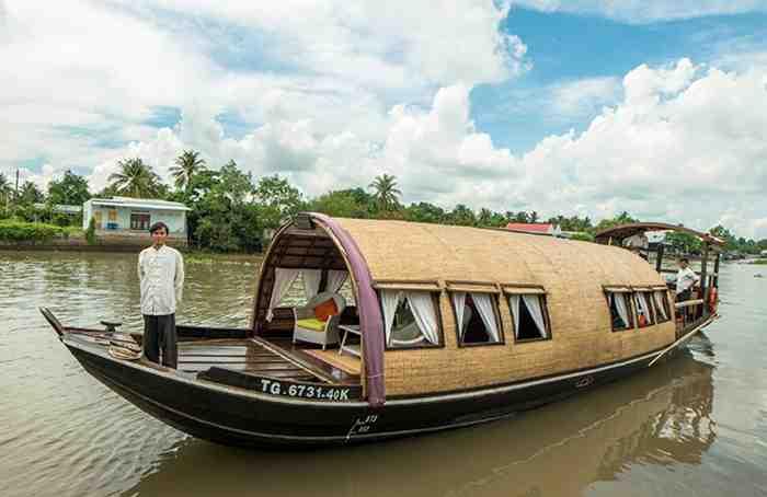 Song Xanh Sampan Cruises ?? Song Xanh Sampan Cruises