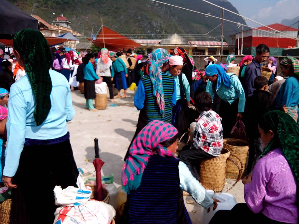 Hill Tribe Market