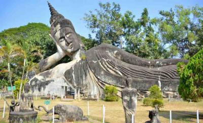 Buddha Park and Vientiane City Tour Full Day