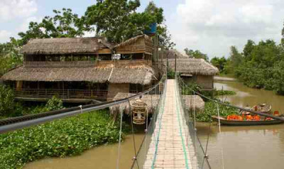 Life in Mekong Delta with homestay 3 days