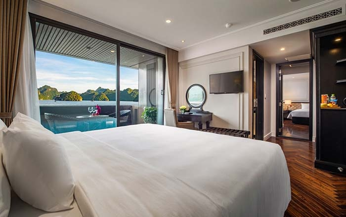 Junior Suite with Private Balcony