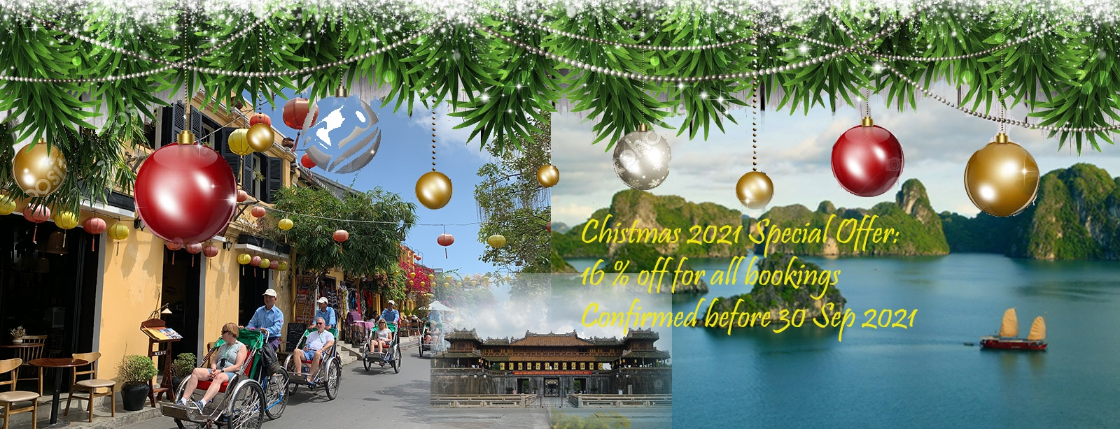 Christmas City Classic 2021 Vietnam Christmas Holiday Package 2021 New Year Tour