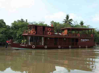 From Saigon to Phnom Penh on Dragon Eyes Cruise